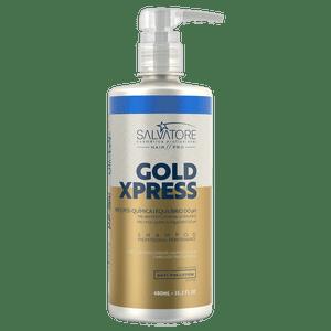 SHAMPOO GOLD XPRESS 480ML