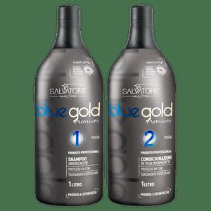 BLUE GOLD PREMIUM 1L PASSO 1 E 2