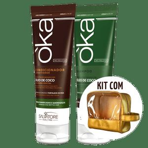 Kit Oka Coco (Sh + Cond + Necessaire)
